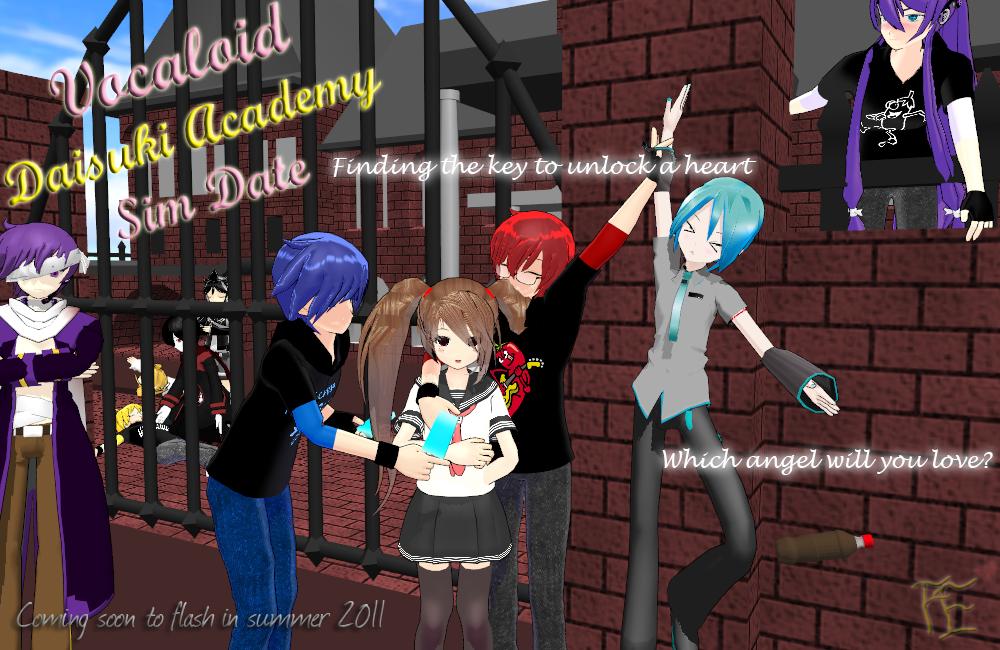 Daisuki Academy - Preview by xxForeverEcstasyxx