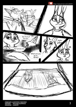 Forecast -  Page 3(sketch)