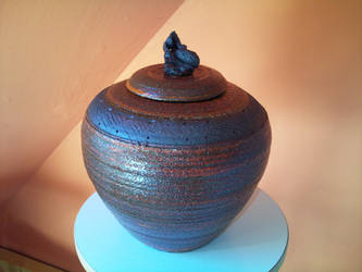 Urn by mariezonnetje