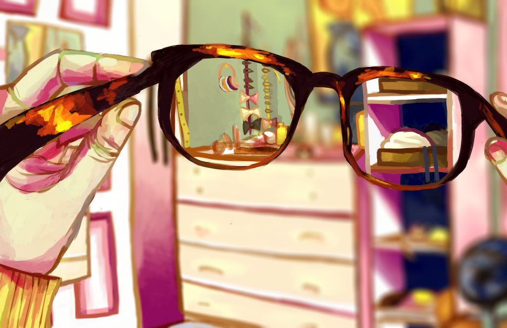 Eyesight by Dinosaur-Apocalypse