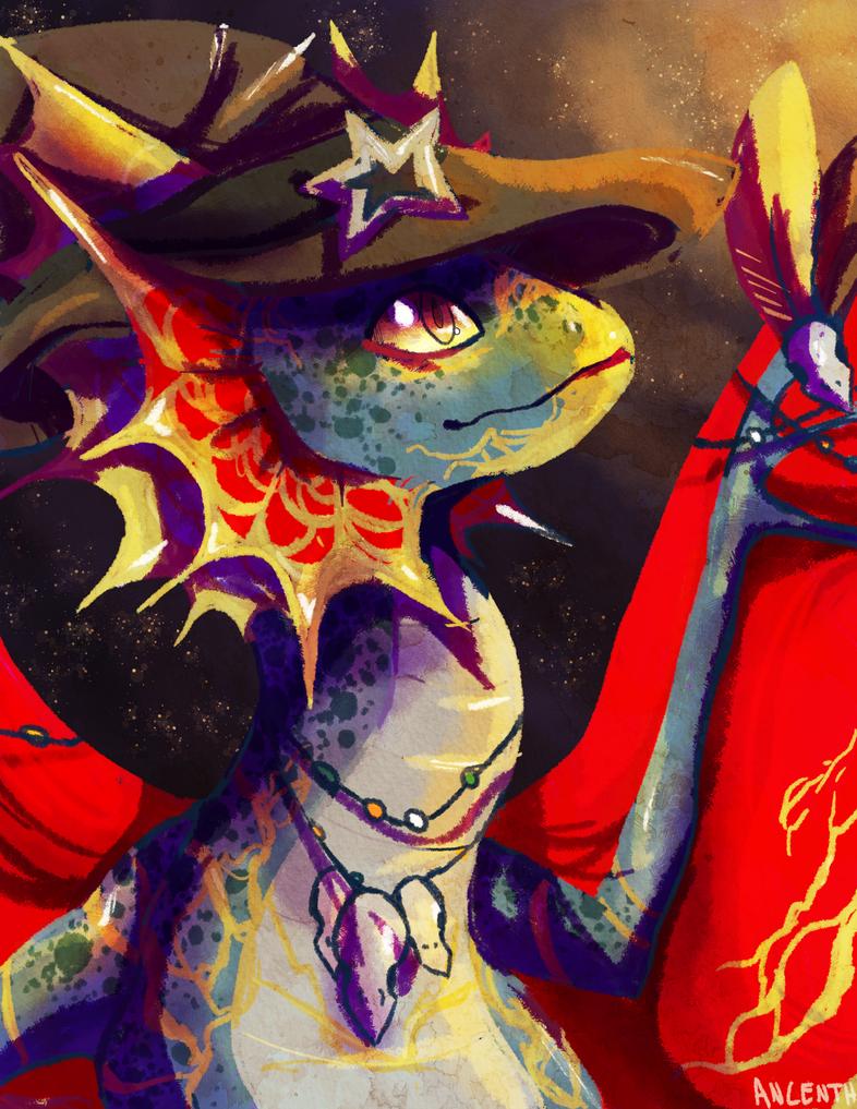 Skaldi by Dinosaur-Apocalypse