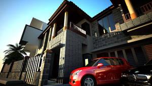 Mr. Siswanto's House -3-