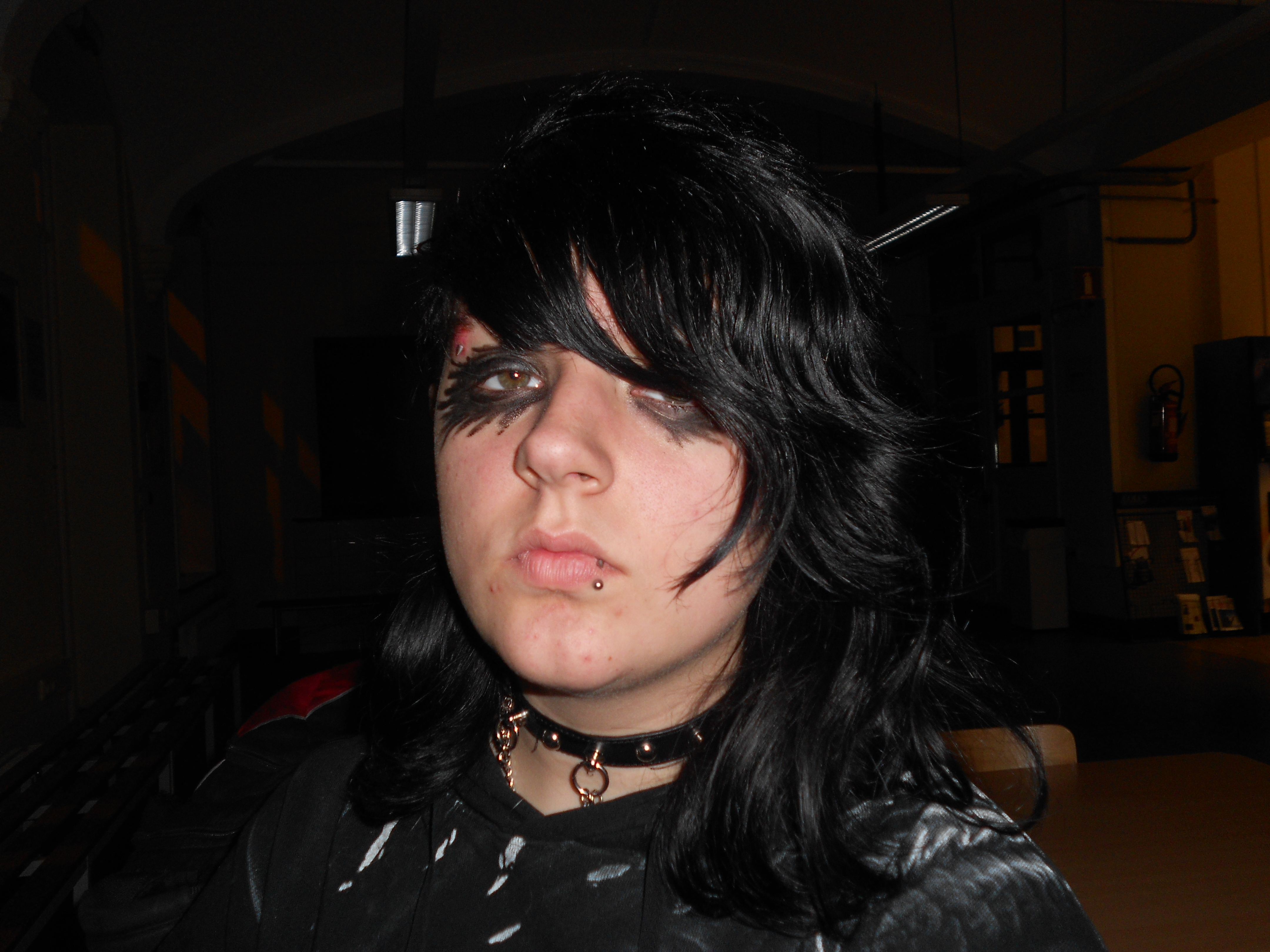 jake pitts without makeup - photo #3