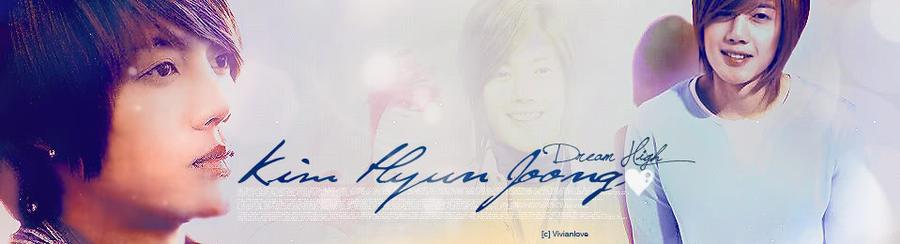 Kim Hyun Joong by Vivianlove