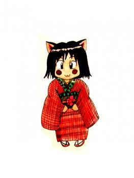 Chiibi Neko