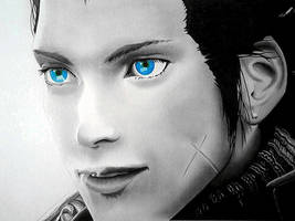Zack Fair by Cr1msonCloud