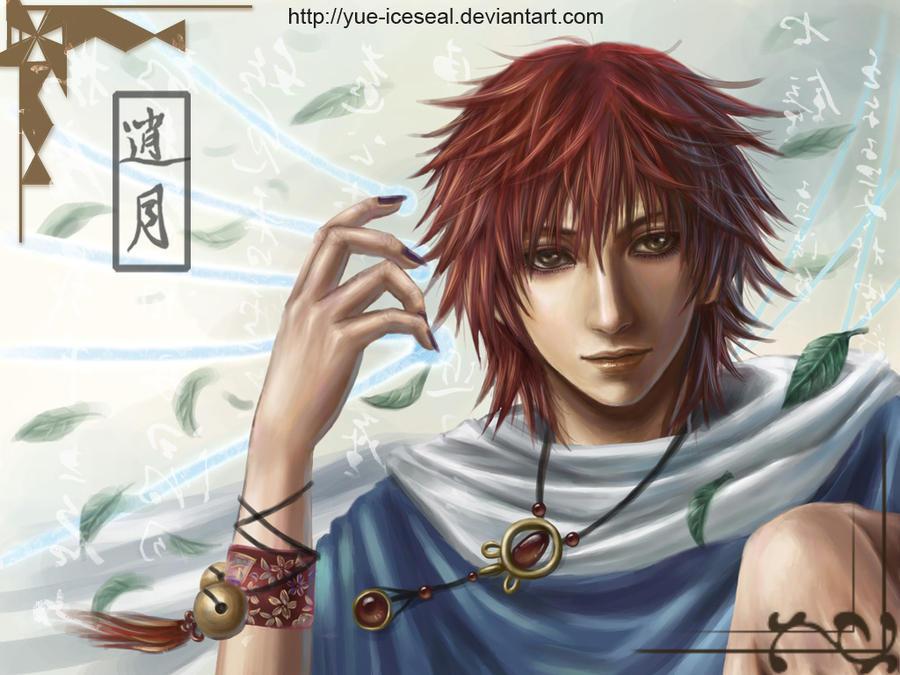 Sasori - by Yue-Iceseal
