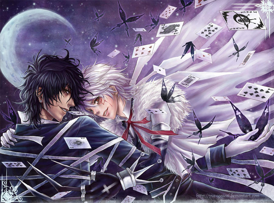 Tyki Allen +Midnight Poker+ by Yue-Iceseal