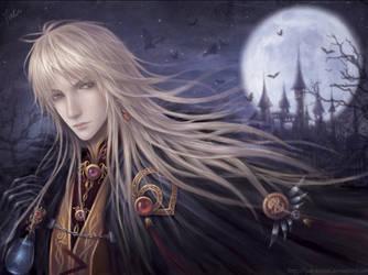 The Dark Alchemist by Yue-Iceseal