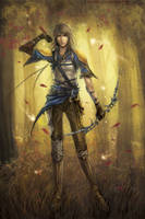 Dusk's Hunter -complete- by Yue-Iceseal