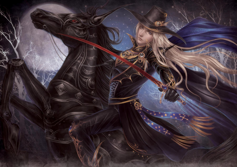 Vampire Hunter D by Yue-Iceseal on DeviantArt