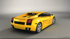 Gallardo 2 by megatama