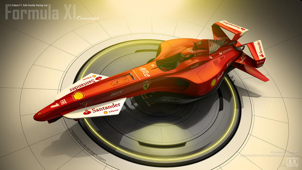 Final Formula X1 by megatama