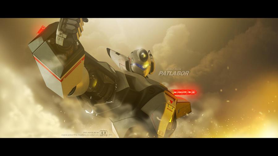 Victory AV-X0 by megatama