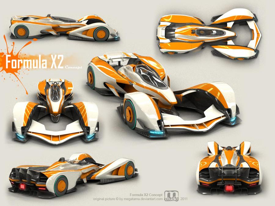 Formula X2 by megatama