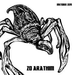 inktober2019 #20 - Arathim