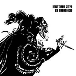 inktober2019 #28 - SkekShod