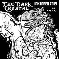 The Dark Crystal INKTOBER 2019 by Arby K