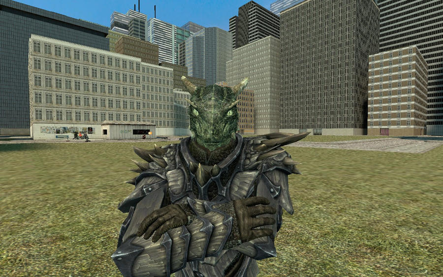 Pictures of Argonian Skyrim Archer - #rock-cafe