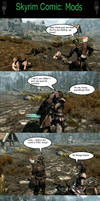 Skyrim is Strange - Mods by HelloMyNameIsEd