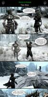Skyrim is Strange - Time Warp