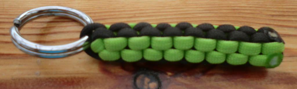 Paracord keyfob paracord nyckelring by sussi75 on deviantart for Paracord wallpaper