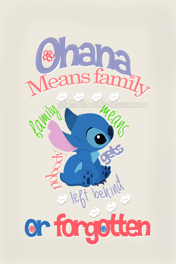stitch quotes quotesgram
