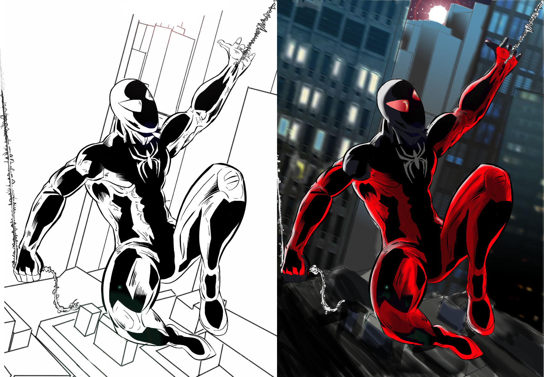 scarlet spider 121 pages - photo #32