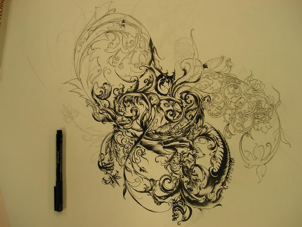 Baroque by irishwind