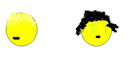 Emoticons : Lukalia by crescentmoon232