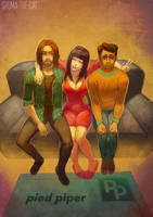 Silicon Valley by shuma-the-cat