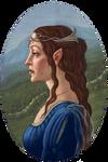 Arven| 1st part of the double portrait