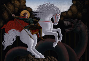 Saint George the Victorious