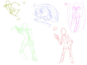 Gesture study 1