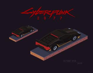 Punk (Cyber) by murmichelle