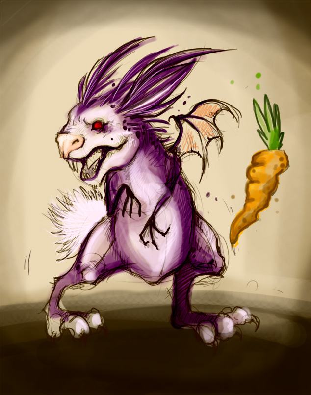 Rabbit dragon by vallo flame on deviantart rabbit dragon by vallo flame altavistaventures Image collections