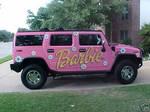 Actual Barbie Hummer