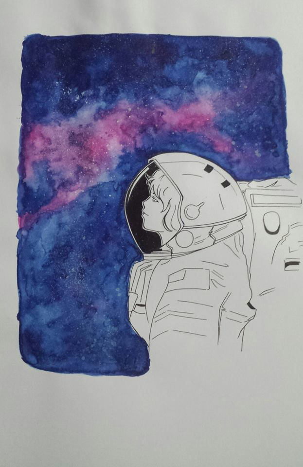 Astronaut by SweetPosion-Chan