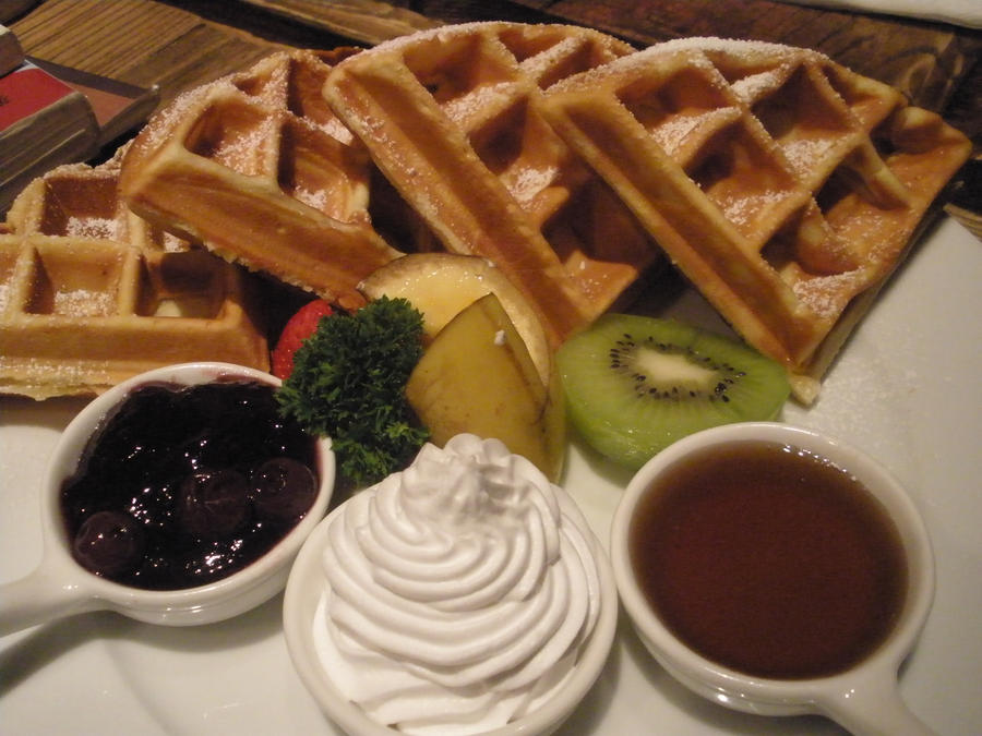 Waffles by emmatson