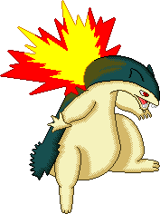 Typhlosion by Ridley126