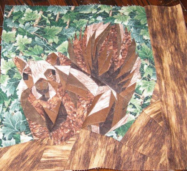 squirrel by Stitchwich