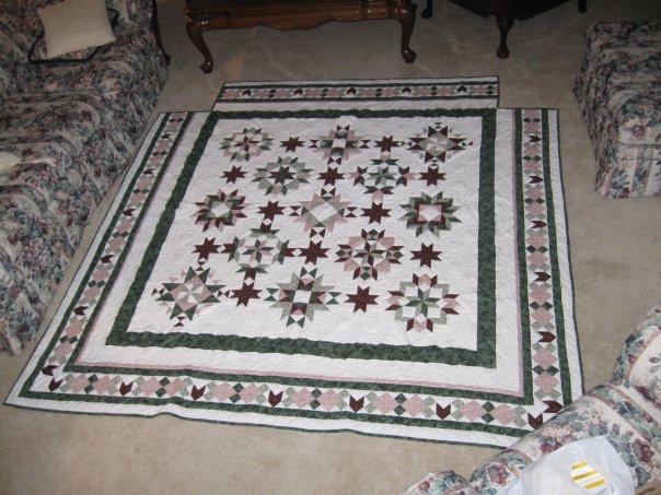Susie's quilt by Stitchwich