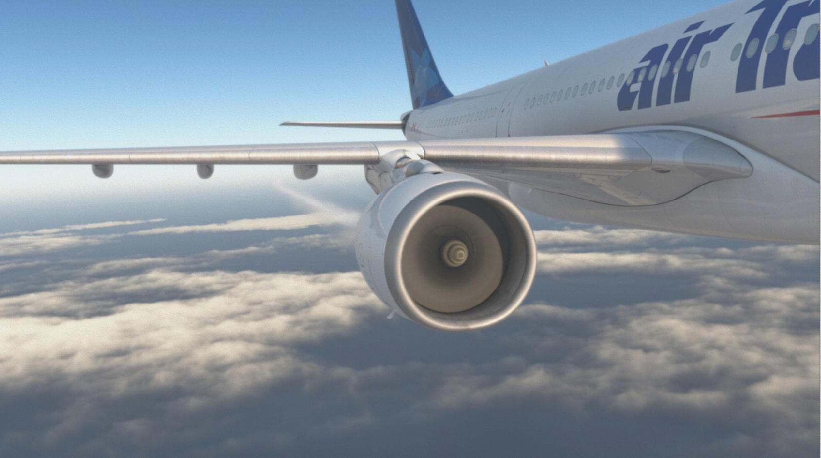 Airbus A330 in flight by Sin-Vraal on DeviantArt