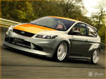 Ford Focus Wide