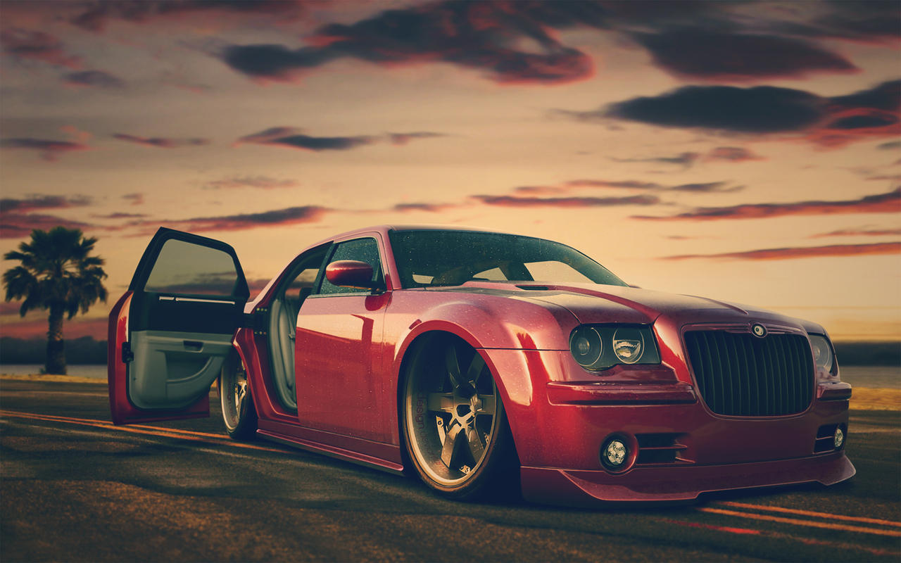 300C Muscle by GoodieDesign