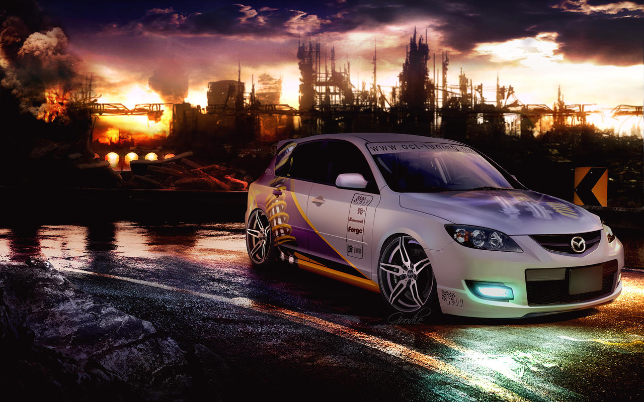 Mazda MPS KW by GoodieDesign