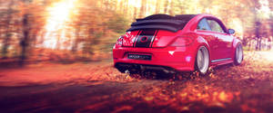 VW Beetle Cabriolet by GoodieDesign