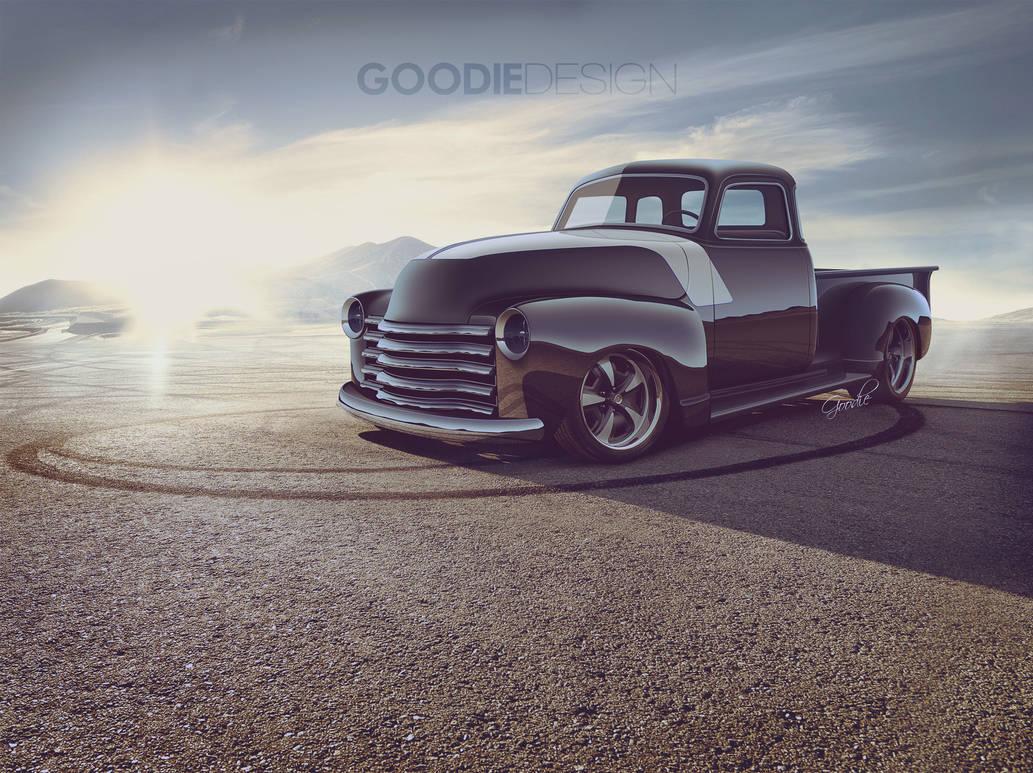 Chevy 3100 HotRod