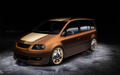 VW Touran by GoodieDesign