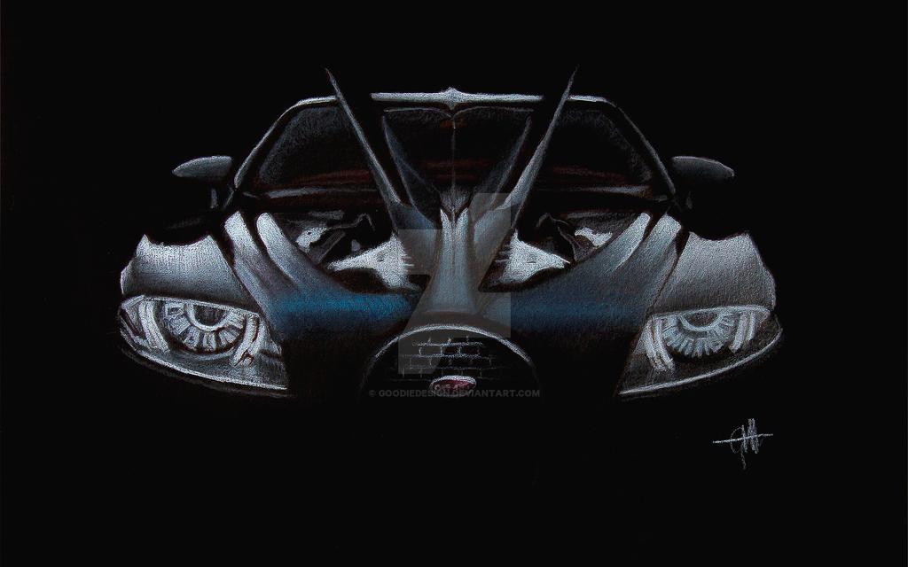 Bugatti Galibier concept by GoodieDesign